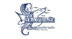 the sea horse logo