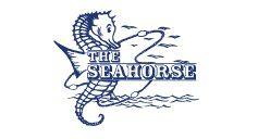 the sea horse logo