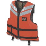 Work Boat Life Vests Type III