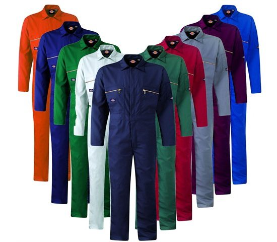 Dickies Redhawk Coverall with Zip Front